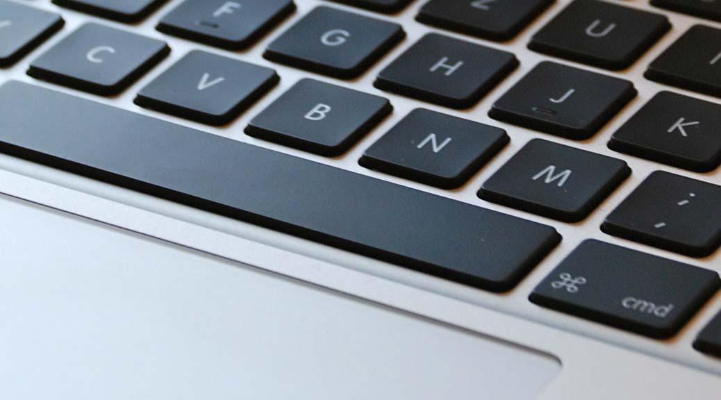 Keyboard-silver